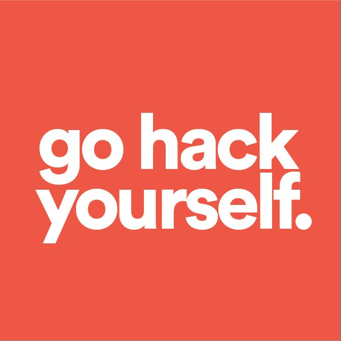 Hacking Yourself