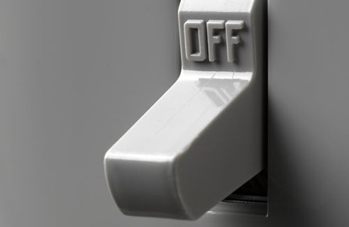 Switching Off