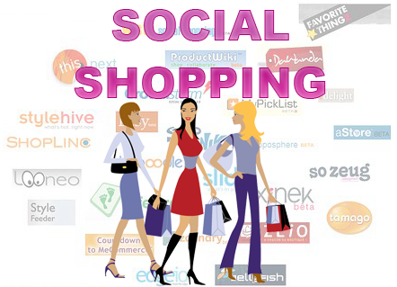 Some thoughts on Social Shopping and Click Consumerism
