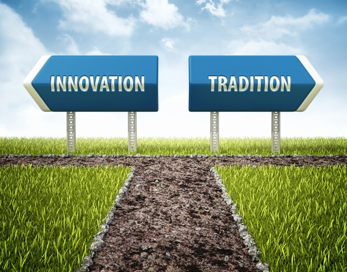Innovation Over Tradition