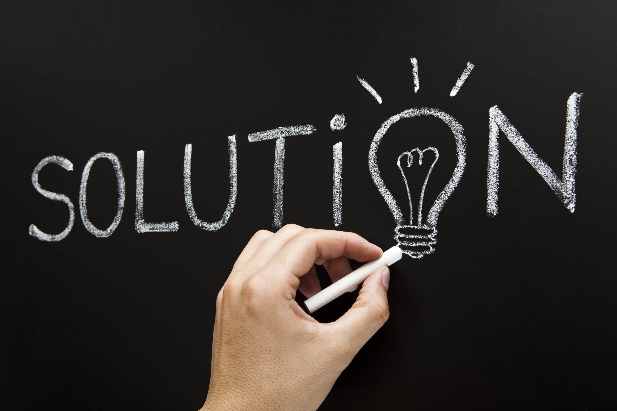 B2B & Social Media: Provide A Solution