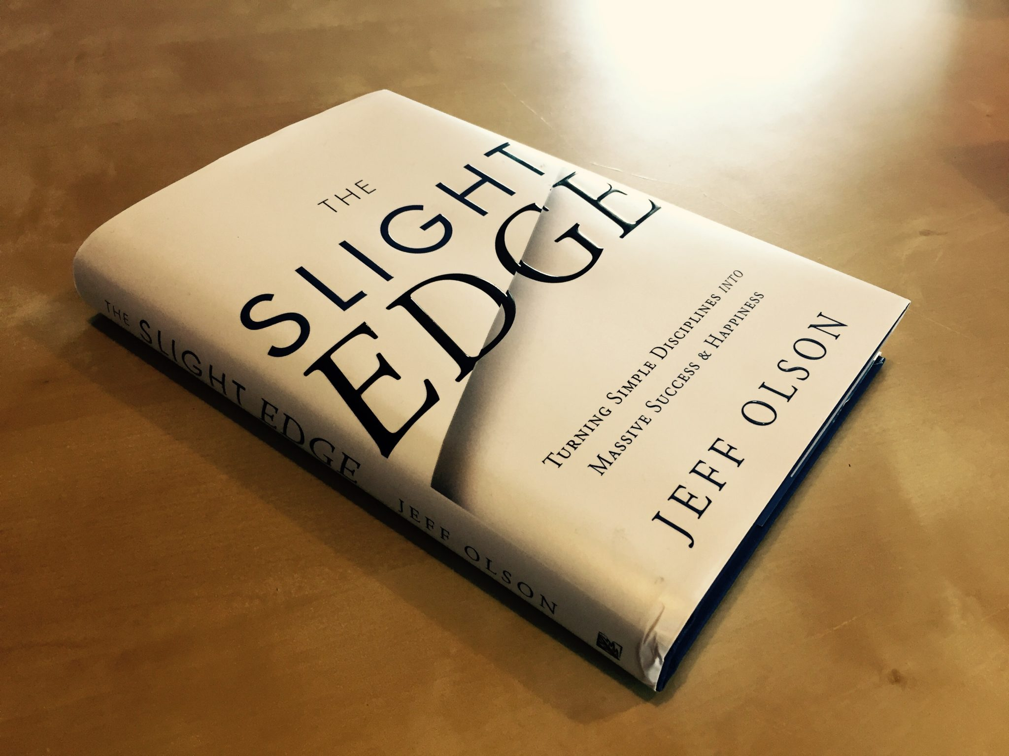 Review: The Slight Edge, by Jeff Olson