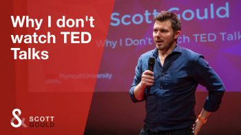 Why I don't watch TED Talks